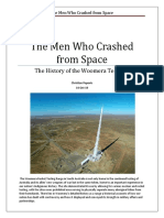 The Men Who Crashed from Space