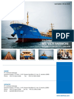 MT Vier Harmoni - Ship Particular & Vessel Profile 22 Oct 2014
