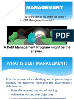 Debt Management Program.ppt
