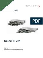 Ceragon FibeAir IP 20N Technical Description 10.9 Rev a.04