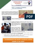 Transporte y Acarreo de Mineral.docx
