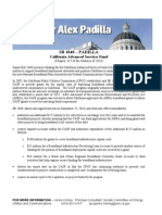 California Senate SB 1040 Fact Sheet REV 10-28-10