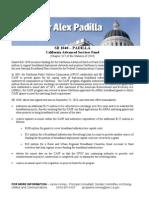California Senate SB 1040 Fact Sheet REV 10-28-10