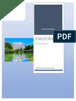 Avance Del Trabajo Escrito Pakistan