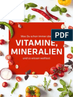 eBook Vitamine Mineralien