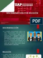 Discriminación Por Religión en el Peru