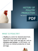 History of Poultry Production Ver 3 Pres