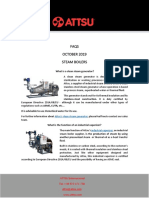 Faqs October 19 Steam Boilers