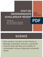 Dost Sei Undergraduate Scholarship Review (3)