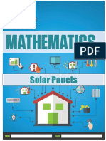 Mathematics of Solar Panels