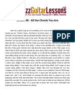 Comping 101 - Lesson 40 - All the Chords You Are.pdf
