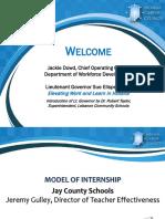Internships in Indiana