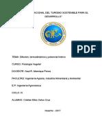 Difusión, Termodinámica y Potencial  Hídrico.docx