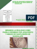 I. PGP  2031+2033 Primera parte MIRADA GLOBAL I