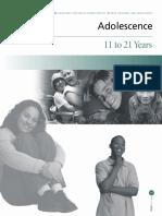 Adolescence (Eleven to Twenty-One Years Old).pdf