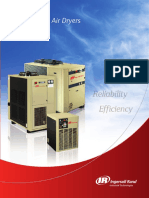 Ingersoll Rand Refrigerated Air Dryers D-In