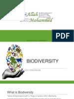 2.2 Biodiversity