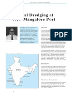 Article Capital Dredging at New Mangalore Port 82 02