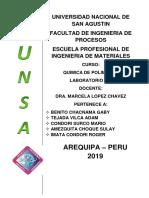 _PRACTICA N° 7 Obtención de Bioplasto - con ácido acético QP - 2019 (1)