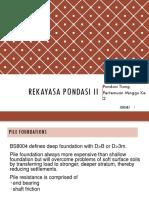 rekayasa pondasi II ((mgg ke-2).ppt