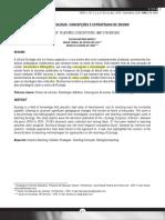 estratégias e concepções sobre o ensino de ecologia