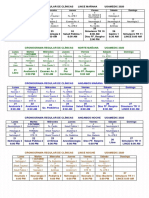 Cronograma de Clinicas II Usamedic 2020 (1)