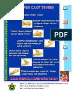 Poster Cuci Tangan