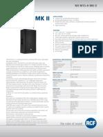 En_NXM15A MKII Spec Sheet