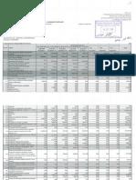 Raport Financiar - Blocul Acum