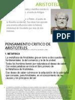 Diapositiva de Aristóteles