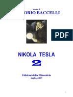 Nikola Tesla Vol.2 Vittorio Baccelli