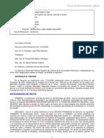 Sentencia s favor Securitas, peticion de baja voluntaria, segunda excedencia excendencia