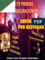 Afiche Costanera