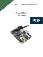 OrangePi Lite2_User Maual _v1.1