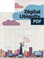 Digital Ubiquity- IT IOT in SCM (Infrastructure)