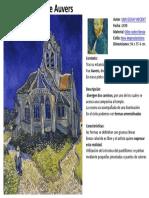 Iglesia Auvers Vicent