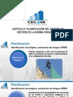 CAPITULO II - PLANIFICACIÓN DEL SISTEMA DE GESTIÓN DE LA NORMA OHSAS 180012007.pdf