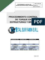 MSF-CC-PRO-005 Control de Torque en Estructuras y Bridas_rev02