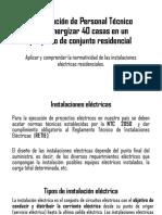 Capacitación de Personal Técnico para energizar 40 casas.pptx