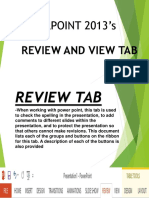 REVIEW AND VIEW TAB final.pptx