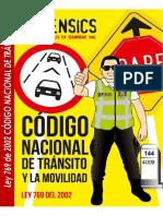 Forensics Codigo Nacional de Tránsito Ley 769 de 2002