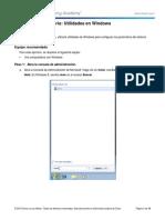 6.1.5.6 Lab - System Utilities in Windows
