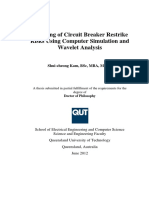 TD Assessing of CB restrike risks using wavelet.pdf