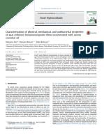 2015 Agar Cellulose Bionanocomposite