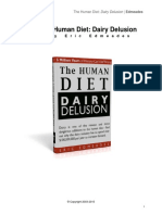 The Human Diet Dairy Delusion Eric Edmeades