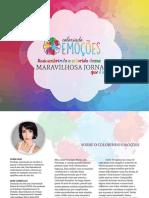 eBook Colorindo Emocoes