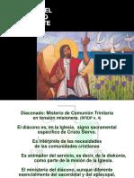 Diaconado Permanente en México