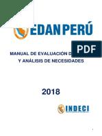 Manual Edan Perú 2018 A
