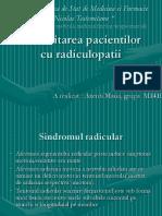 Axenti M. Radiculopatii.pptx