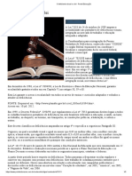 O Deficiente Visual e a Lei